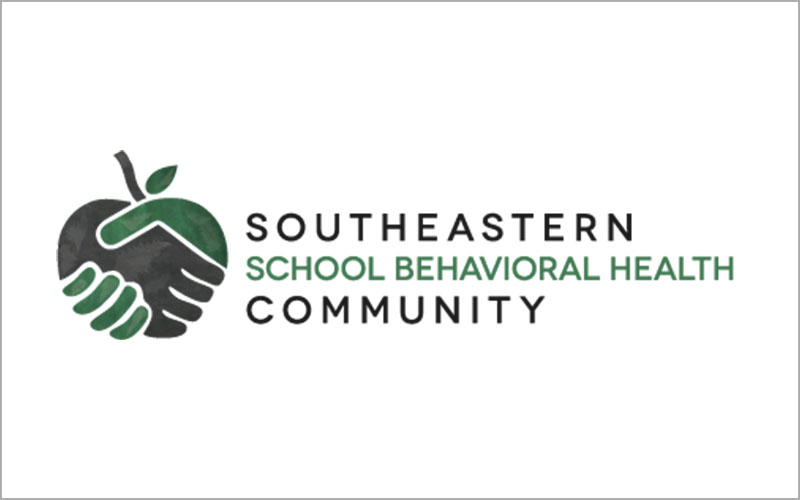 Logo for the School Behavioral Health Southeastern Community