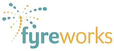 The Fyreworks logo.