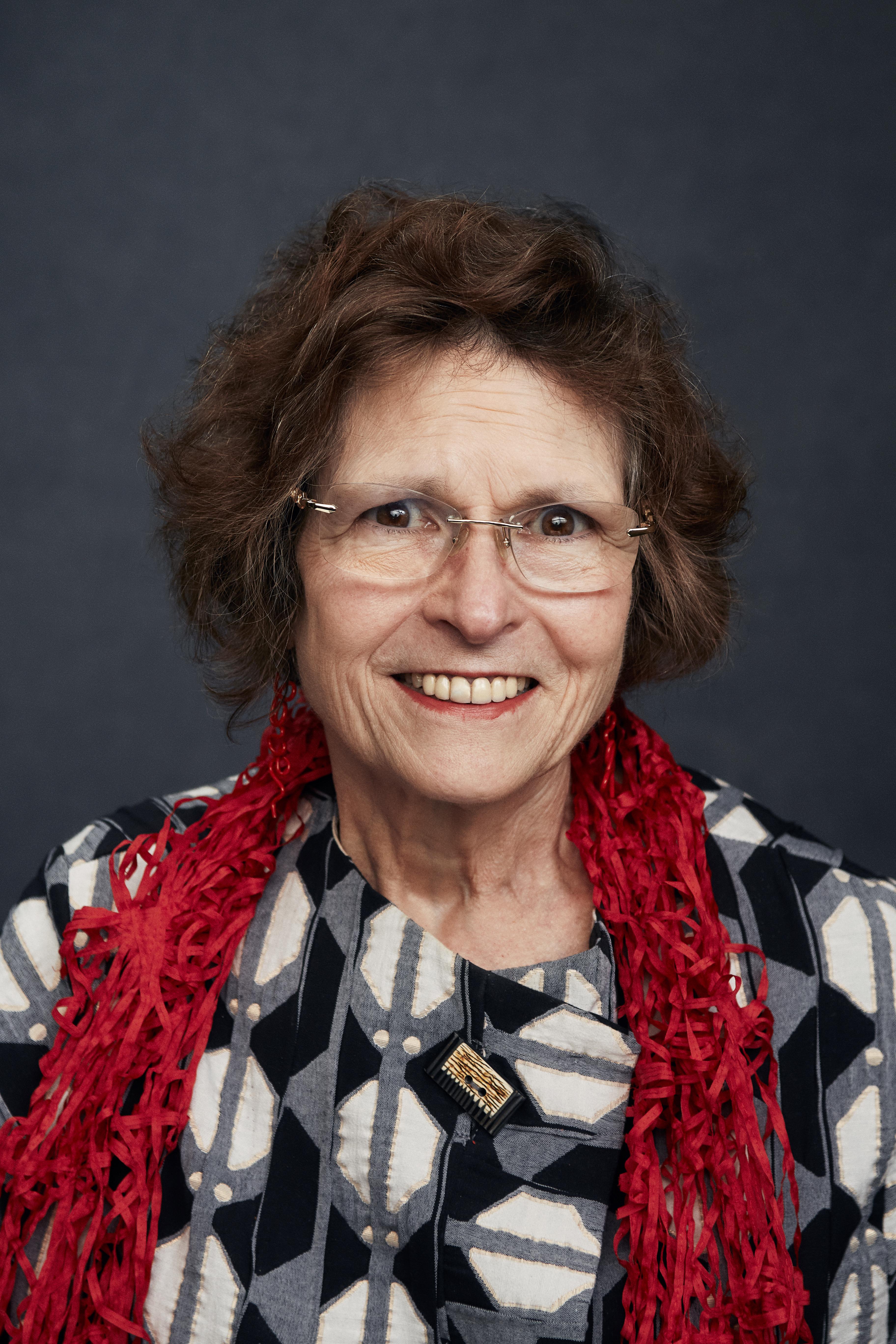 Gail Hunt headshot