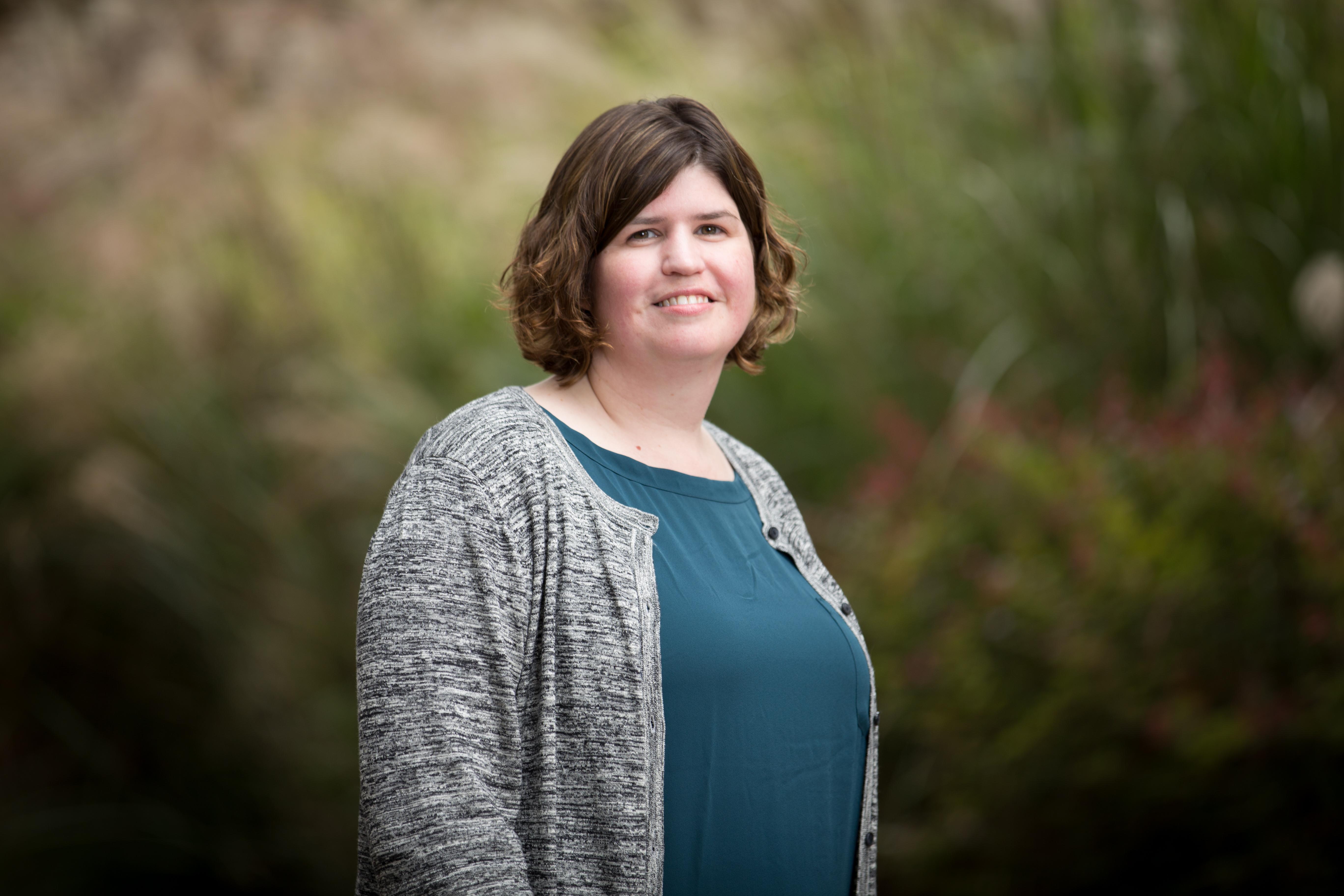 Photo of blog author Kelly Clayton