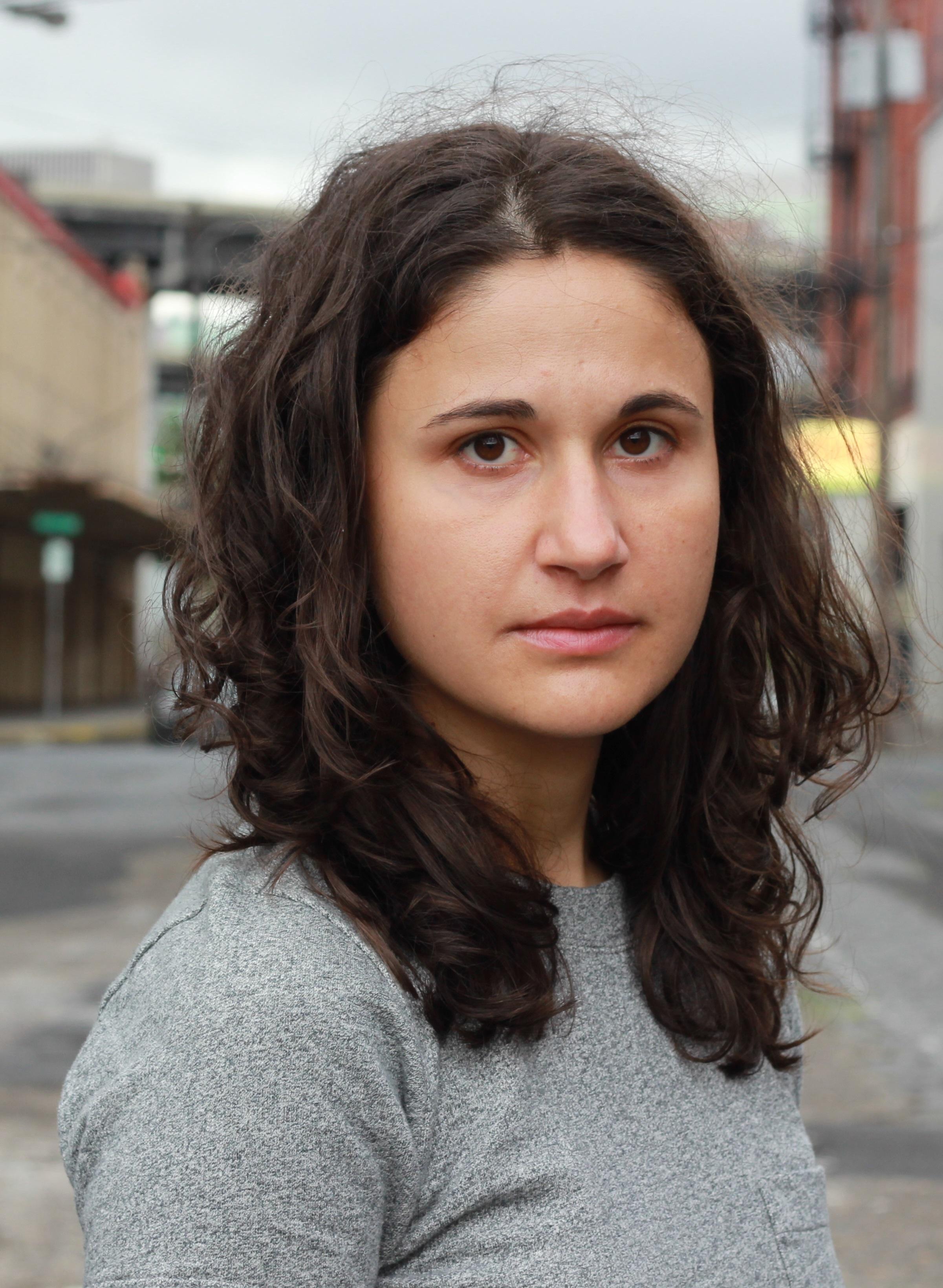 Headshot of Kira Lesley