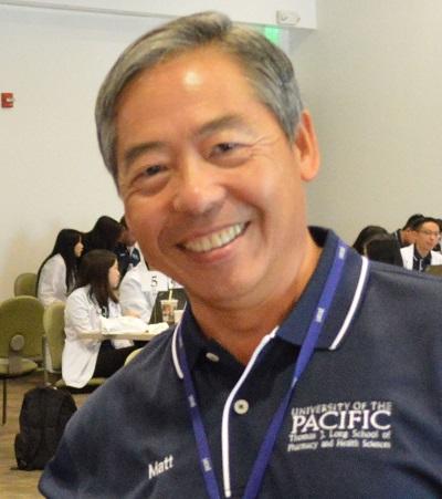 A headshot of Matt Cheung, PhD, PPh.