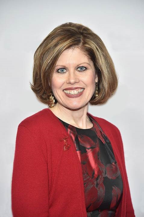 A headshot of Nancy Brown, Chief Executive Officer for the American Heart Association.