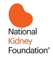 The logo for the National Kidney Foundation