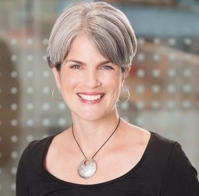 A headshot of Karen Martin, MIA, Director of Engagement Awards.