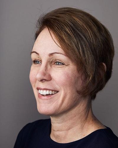 A headshot of Kathleen Troeger.