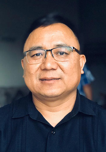 Rev. Mang Sonna, Executive Director, Bethel Neighborhood Center, Kansas City, Kansas (Photo Courtesy of Mang Sonna)