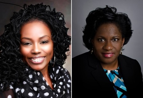 Raymona Lawrence, E-SCA (engaged-sickle cell advocate), and Ifeyinwa (Ify) Osunkwo, E-SCA (engaged-sickle cell advocate) are co-principal investigators for the PCORI-funded project, Comparative Effectiveness of Peer Mentoring versus Structured Education-B