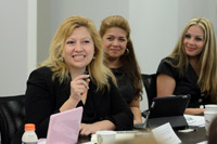 Stock image of PCORI's Latina Roundtable