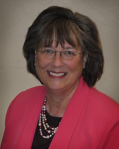 A headshot of Susan Rawlins, MS, APRN, WHNP-BC
