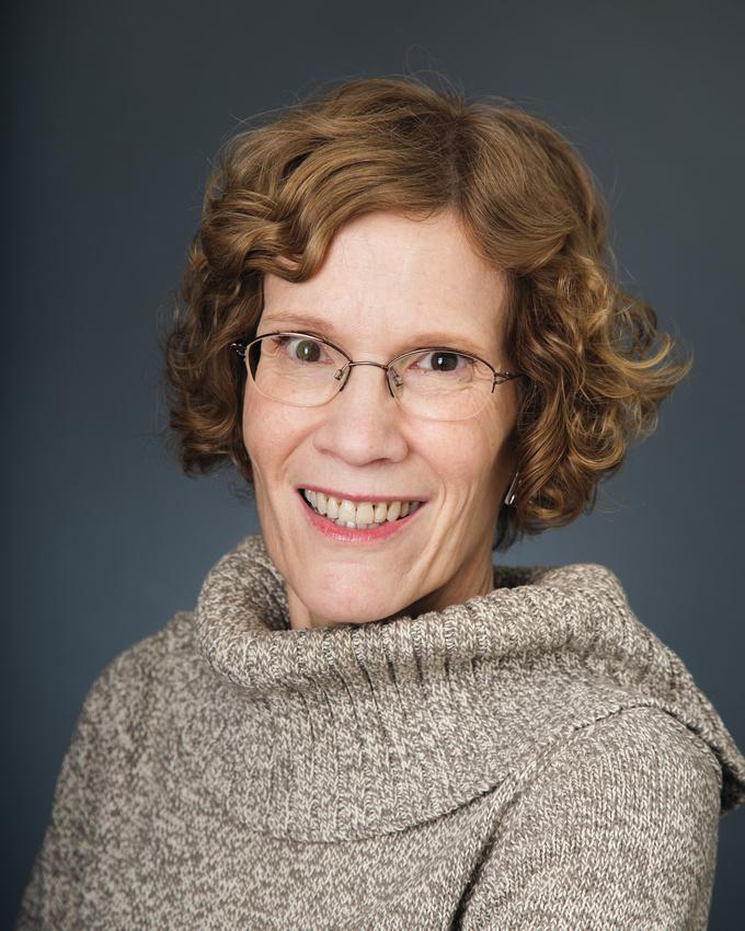 Anne Trontell headshot