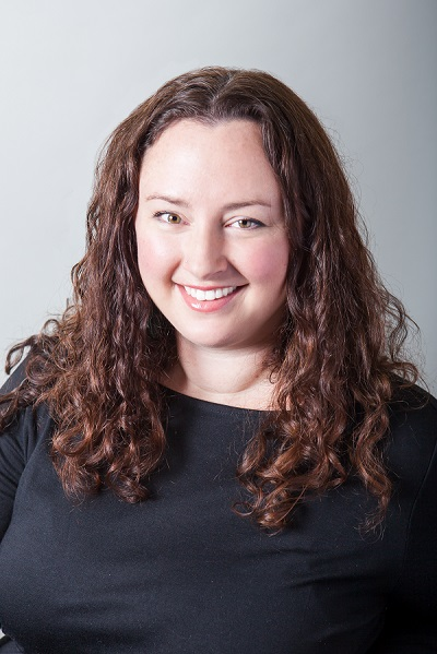 A headshot of Vanessa Boulanger, MSc.