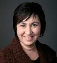 Headshot of Marina Broitman